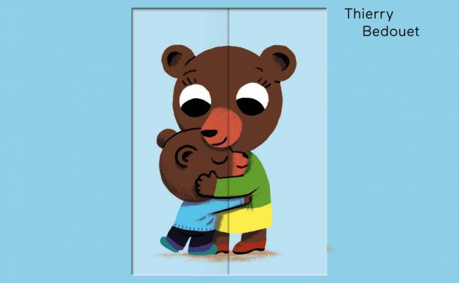 À tout à l'heure : un livre animé sur la séparation