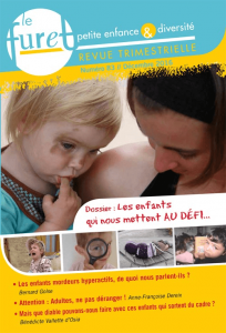 Le Furet N°83 (déc. 2016) : les enfants qui nous mettent au défi…