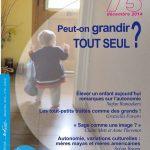 Le Furet N°75 (déc 2014) : peut-on grandir tout seul ?