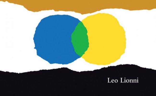 Petit-Bleu et Petit-Jaune : album sur la différence et l'amitié