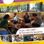 Le Furet N°77 (juin 2015) : les LAEP de l'accueil à la rencontre