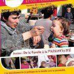 Le Furet N°80 (mars 2016) : De la famille à la PARENTALITÉ